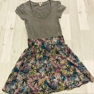 Frenchi Floral Dress from Nordstrom